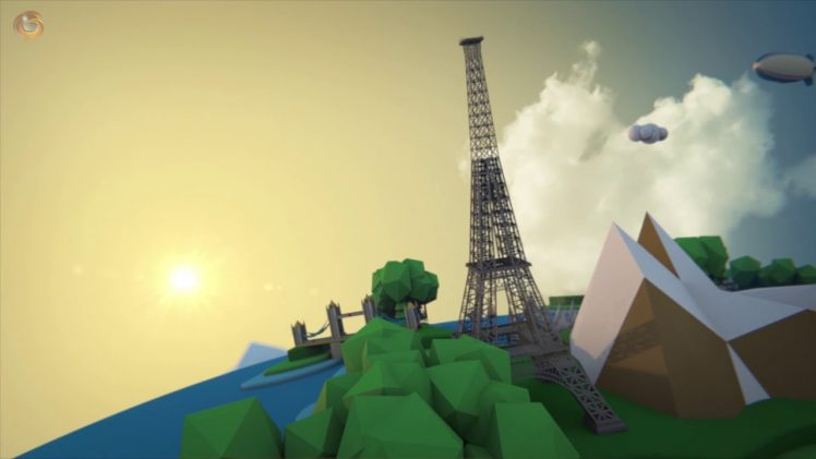 Agence de voyage animation 3d by graficonet 2020